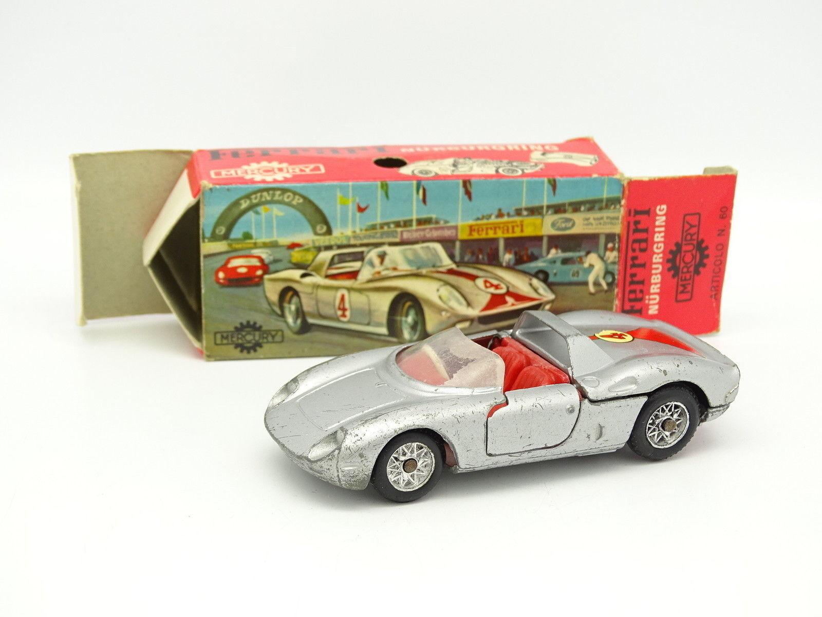 Mercury 1 43 - Ferrari 330 P Nurburgring