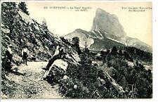 CP 38 ISERE - Le Mont Aiguille