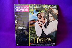 LaserDisc Wiedersehen in Howards End Pioneer sehr guter Zustand - Saarbrücken, Deutschland - LaserDisc Wiedersehen in Howards End Pioneer sehr guter Zustand - Saarbrücken, Deutschland