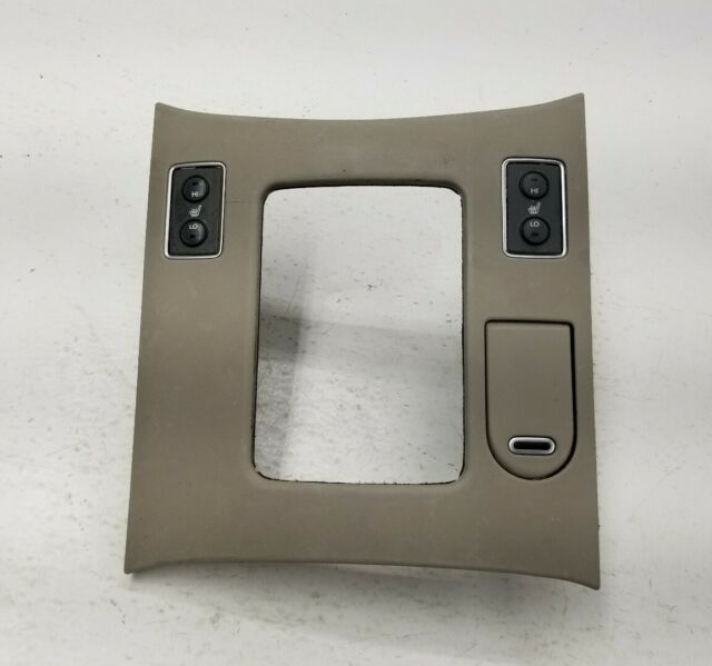 Heated Seat Switch Acura RL 2005 2006 2007 2008 With Trim