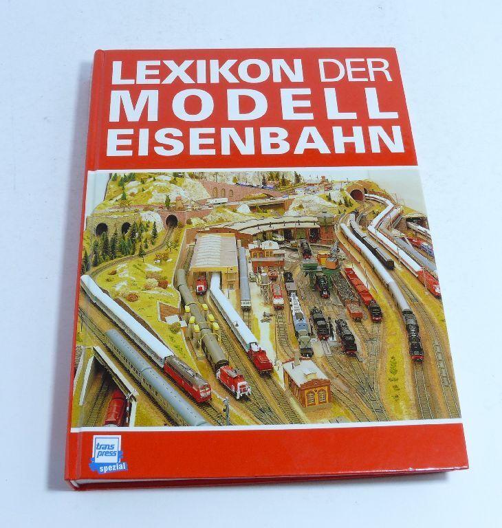 Libro Lexikon Der Modelo-Ferrocarril Transpress Especial