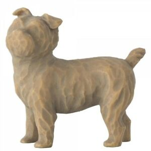 Willow-Tree-Love-My-Dog-Small-Standing-Figurine-NEW-in-Gift-Box-27791