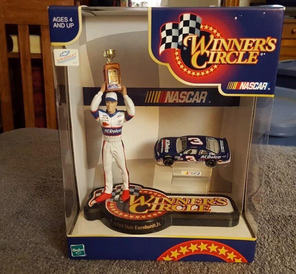Winners Circle NASCAR Dale Earnhardt Jr. Figure 1998 Championship