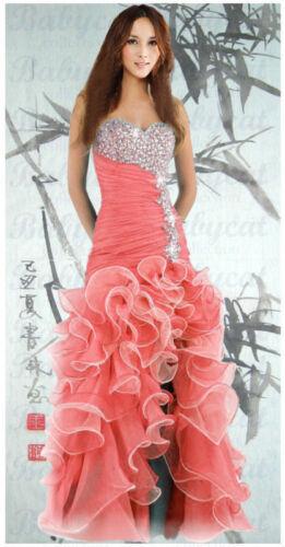 Abendkleid Ballkleid Partykleid Verlobungskleid Kleid Babycat collection A1055