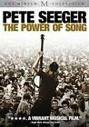Pete Seeger Power of Song 0796019814119 With Ronnie Gilbert DVD Region 1