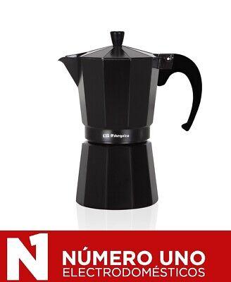 Cafetera italiana de aluminio Orbegozo KFN 1210, 12 tazas | eBay