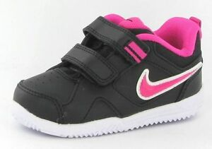 NIKE LYKIN 11 TDV SCARPE GINNASTICA JUNIOR JR BAMBINA GYM SHOES 454376 006