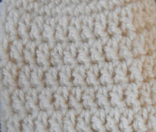 New Crochet Beret Tam Hat Rasta Hippie Slouch Beanie