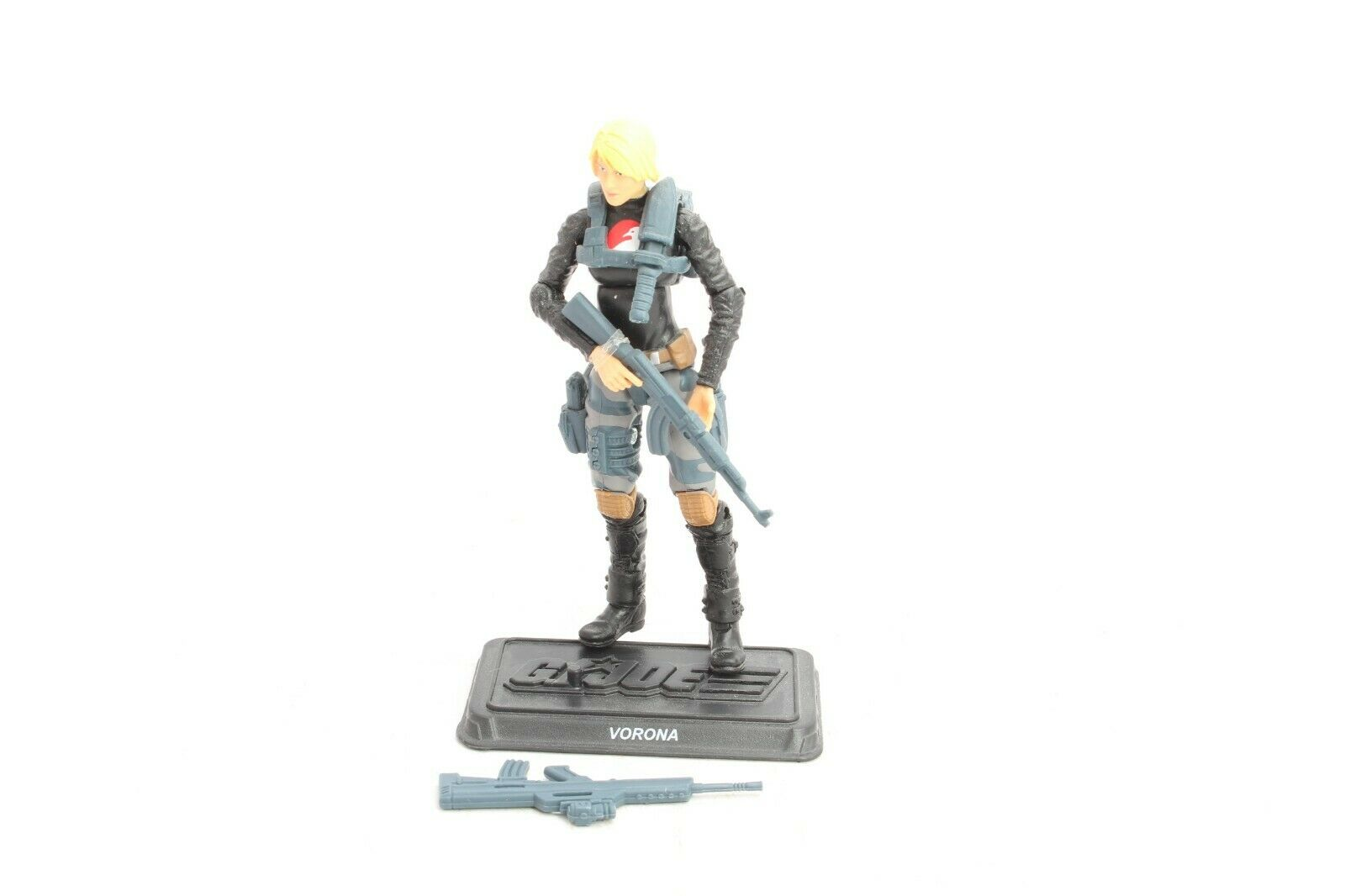 Gi Joe Vorona 25th aniversario Collector's Club Exclusivo