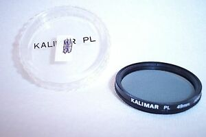 Kalimar-49-mm-Polarizer-Screw-In-Filter-with-Case-Made-in-Japan-K-200