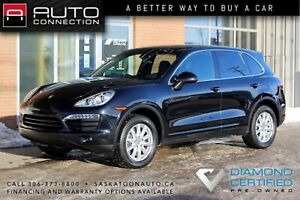 2014 Porsche Cayenne AWD - 300HP - LEATHER - PANO MOONROOF