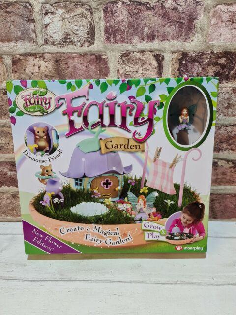 My Fairy Garden Grow Your Own Miniature Magical Fairy Garden Kit Toy Ideas
