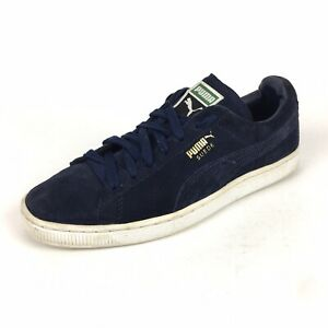 Puma-Suede-Classic-Blue-Sneaker-Shoe-Mens-Size-9-5