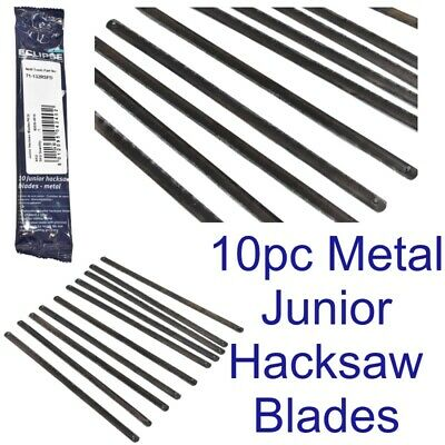 Eclipse 10 x Junior hacksaw blades Direct from RDGTools metal 71-132R