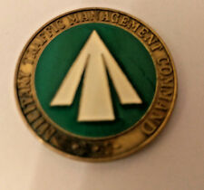 """Military Traffic management Command 2 star   Challenge Coin 1.5 """"DIA"""