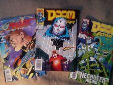 Doom 2099 (1993) #9, 13  and Magnus 60    Marvel Comics Lot!!