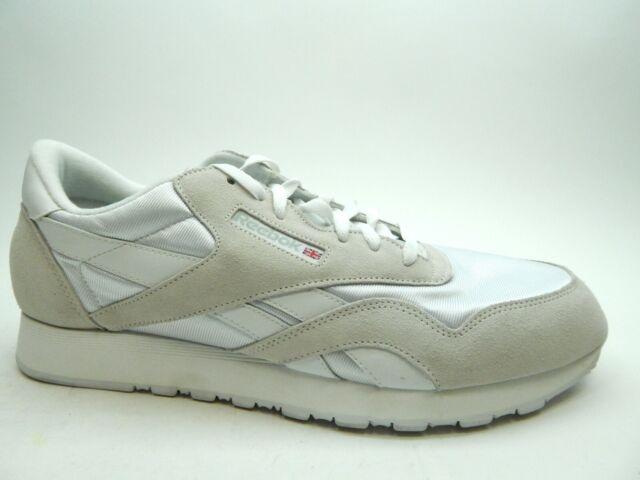 Reebok CL Nylon Classic Running Shoes