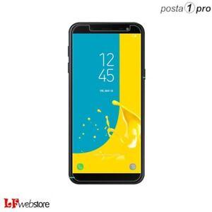 Pellicola in Vetro Temperato per Samsung Galaxy J6 2018 - Posta4