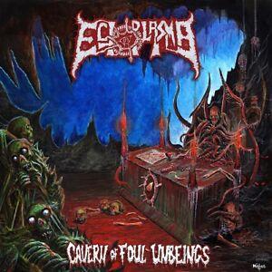 Ectoplasma-Caverne-of-faute-unbeings-CD-Death-Metal