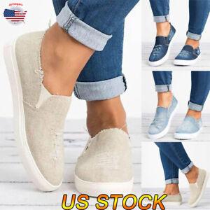 Women-039-s-Low-Block-Heel-Round-Toe-Sandals-Ladies-Ankle-Strap-Slip-On-Pumps-Shoes