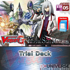 G-TD05: Fateful Star Messiah - Cardfight Vanguard G Trial Deck