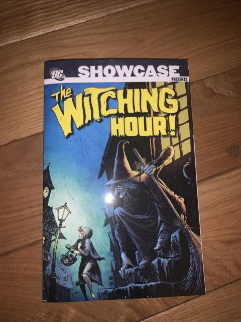 DC Comics Showcase Presents The Witching Hour Vol. 1 TPB