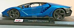 Maisto-2020-Lamborghini-Centenario-Special-Edition-1-18-31386-Estilo-Exclusivo