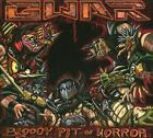 Bloody Pit of Horror [Digipak] by GWAR (CD, Nov-2010, AFM Records)