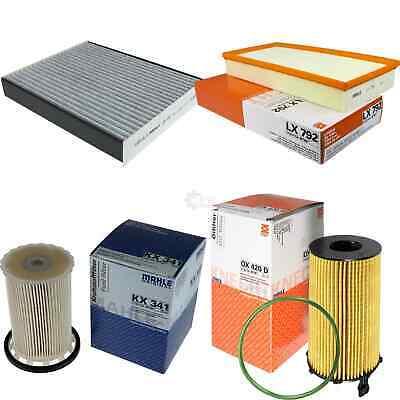 LX 792 Luftfilter Filter MAHLE ORIGINAL