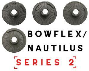 Nautilus Disc 2 3 4 5 Replacement 3D Printed Bowflex Selecttech 552 Series 2