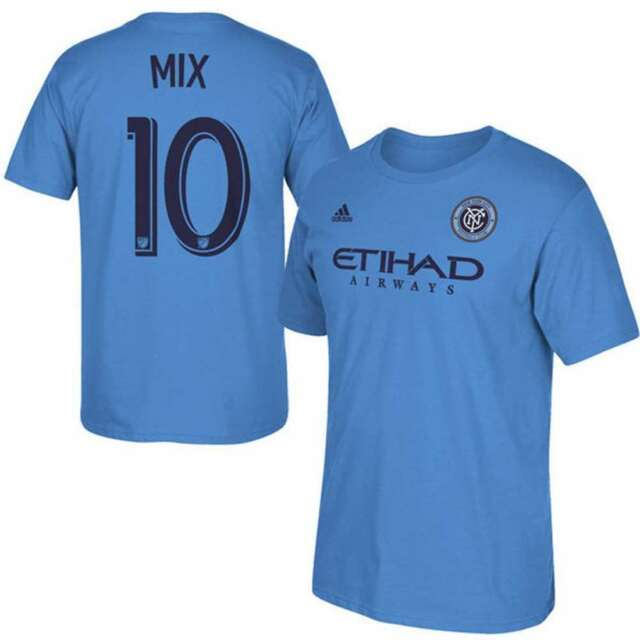 702464855 adidas Men s NYCFC Frank Lampard Player Name   Number T-shirt Blue S ...