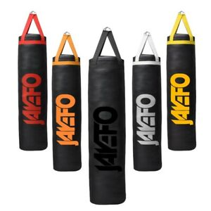 Jayefo-Trexter-Punching-Bag-Muay-Thai-Heavy-Bag-6FT-Boxing-Gloves-MMA-Strike-BAG