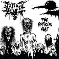 CD - CARNAL GHOUL 'The Grotesque Vault' ♫ Greta Teutonic Death Metal ♫