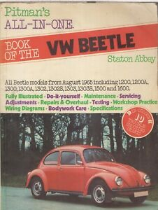 Vw beetle 1200 1300 1302 1302s 1303 1303s 1500 1965 76 owners image is loading vw beetle 1200 1300 1302 1302s 1303 1303s publicscrutiny Images