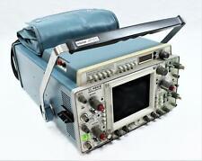 Tektronix 465b Oscilloscope Two Channel 100mhz Analog