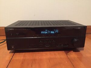 Yamaha RX-V373 5.1 Channel Natural Sound Home Theater AV HDMI Stereo Receiver