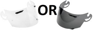 Arai Genuine Clear PinLock OR Dark Smoke Visor//Shield RX7 Corsair Profile Viper