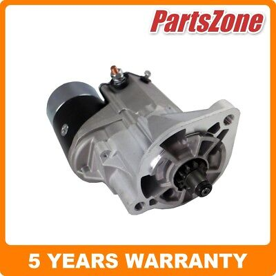 NEW STARTER MOTOR FITS TOYOTA ENGINE 13B 14B DAIHATSU COMMERCIAL 28100-56160