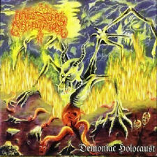 ANCESTRAL MALEDICTION - Demoniac Holocaust CD (Mutilation,2002) * Death Metal