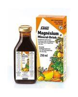3 X Packs Floradix - Magnesium Liquid Mineral Suppl 250ml