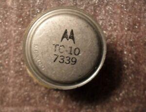 TC10 (TC-10) - TC12 Transistor PNP
