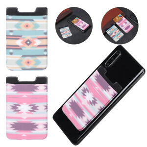 1-pc-Solid-Adhesive-Sticker-Phone-Card-Holder-Cell-phone-Pocket-Wallet-Case