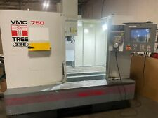New Listingtree Vmc 750 With Ssd Hard Drive 3 Axis Cnc Machining Mill 230v 3 Phase Milling