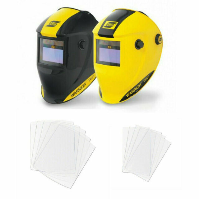 ESAB 0700000401 Warrior Tech External Shade Adjustment Between DIN 9 and DIN 13 Yellow by ESAB