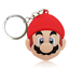 Super-Mario-Bros-PVC-Kawaii-Cartoon-Novelty-Novelty-Keyring-Keychain-Gift-Bag thumbnail 1