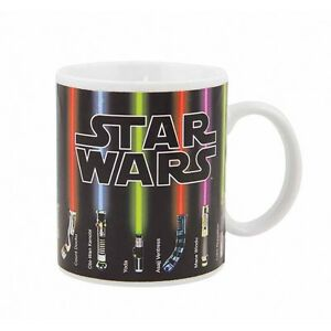 CoopéRative Star Wars Boxed Mug Heat Change Lightsabers