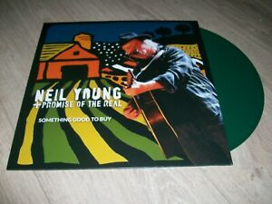 NEIL YOUNG + PROMISE OF THE REAL SOMETHING GOOD TO BUY EXCELLENT ETAT