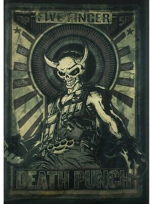 RATM Textile Flag Stage Rage Against the Machine Black 77 x 105cm