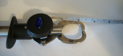 Lip Grips Boga Style by C.K 33LB SCALE /& 36 INCH RULER 100/% pos..FB FREE SHIP