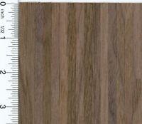 Dollhouse Miniature Black Walnut Wood Flooring Sheet By Houseworks
